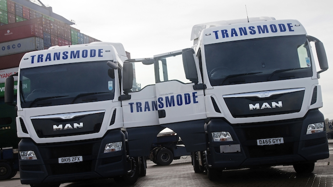 Transmode new fleet images